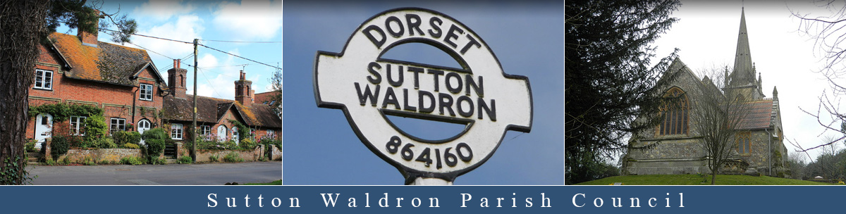 Header Image for Sutton Waldron Parish Council